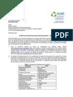 966-SUTEL-09 Interferencia Panamá - Costa Rica