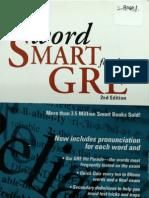 Word Smart GRE Princeton
