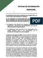 El Ayuntamiento del bipartito en A coruña financia una entidad privada