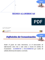 Presentacion Redes Alambricas