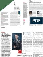 LIBRI - Il Venerdi Di Repubblica No.1287 (16.11.2012)