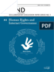 Internet and Human Rights
