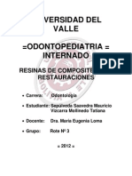 ODP - Resinas y Nanoresinas