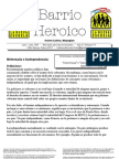 Barrio Heroico Junio-julio 2009