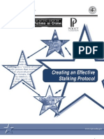 Creating an Effective Stalking Protocol (2002)