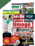 LE BUTEUR PDF du 18/10/2012
