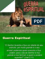 Materia 6 - Guerra Espiritual