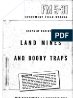 FM5-31 - Land Mines and Booby Traps, 1943