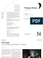 The Platypus Review, № 36 — June 2011 (reformatted for reading; not for printing)