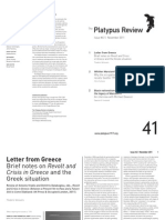 The Platypus Review, № 41 — November 2011 (reformatted for reading; not for printing)