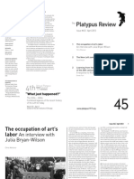 The Platypus Review, № 45 — April 2012 (reformatted for reading; not for printing)