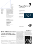 The Platypus Review, № 49 — September 2012 (reformatted for reading; not for printing)