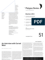 The Platypus Review, № 51 — November 2012 (reformatted for reading; not for printing)