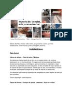 Programa Instalaciones Fijas