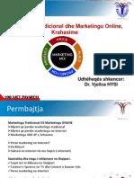 Marketingu Tradicional vs Marketingu Online