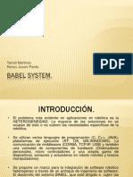 Babel System