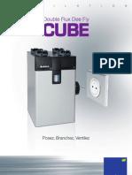 Brochure Dee Fly Cube