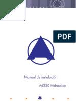 Automac Manual de Instalación A6220 Hidráulico V8