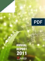 2011 AGCO Annual Report