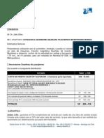 2074fy Cotizacion 2 Ascensores Gearless Yd02 14p 800kg Edificio Bicentenario Moneda