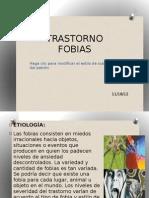 TRASTORNO FOBIAS