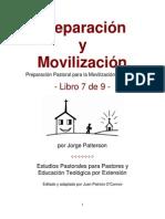 Preparacion y Movilizacion 7 de 9