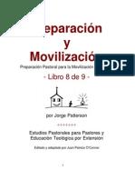 Preparacion y Movilizacion 8 de 9