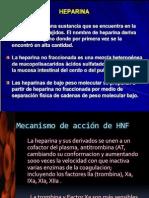 Heparina(Cardio)