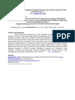 Pendekatan QFD Dalam Pengukuran Kualitas Pelayanan Jasa EMS_ Kanaidi, SE., M.si