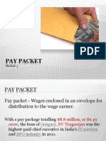 Pay Packet