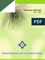 Www.cdslindia.com Downloads Annual Rep CDSLANNREP2011-2012