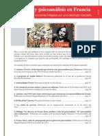 Autismo y psicoanálisis en Francia [dossier]