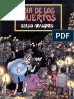 Sergio Aragones e o Dia Dos Mortos
