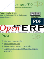 Openerp Version 7.0