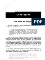 Chapter Vii - Religion