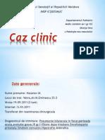 Caz clinic - копия