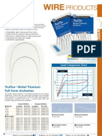 3.WIRE PRODUCTS_Ortho Technology Dealer Product Catalog 2012