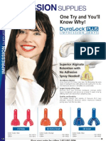 9.IMPRESSION SUPPLIES_Ortho Technology Dealer Product Catalog 2012