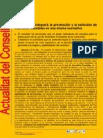 Actualitat Conselleria Governació 17-11-2012