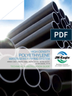 HDPE Pipe Calculation Methods docx | Pipe (Fluid Conveyance