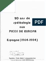 Spéléo Club Alpine Languedocien_1984_Exploraciones Picos 1964-84.pdf
