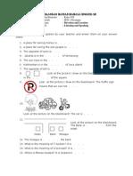 Soal Ulangan Harian Bahasa Inggris Sd Theme Direction and Location