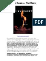 Voz Del Fuego Por Alan Moore