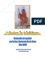 La Ensenanza Zen de Bodhidharma