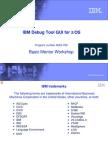 Debug Tool GUI v11 Basic Mentor Workshop-00