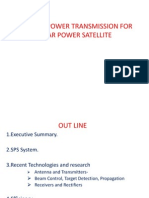 Wireless Power Transmission for Solar Power Satellite