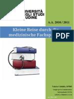 Deutsche Medizinische Fachsprache - k