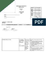 Ramalan Paper 3 SPM 2012 Edit
