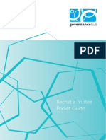 Recruit a Trustee Pocket Guide PDF