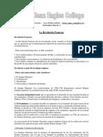 Guía Revolución Francesa